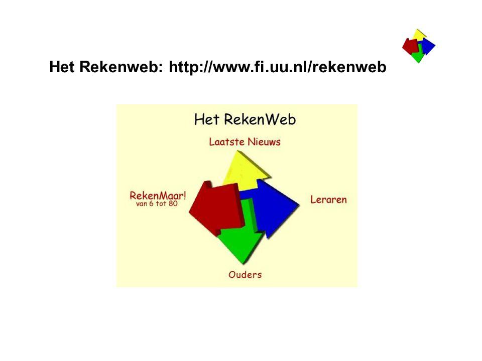 Het Rekenweb: http://www.fi.uu.nl/rekenweb