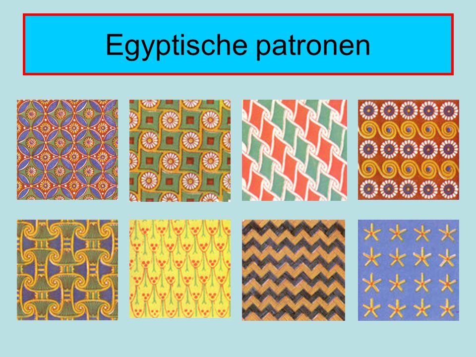 Egyptische patronen