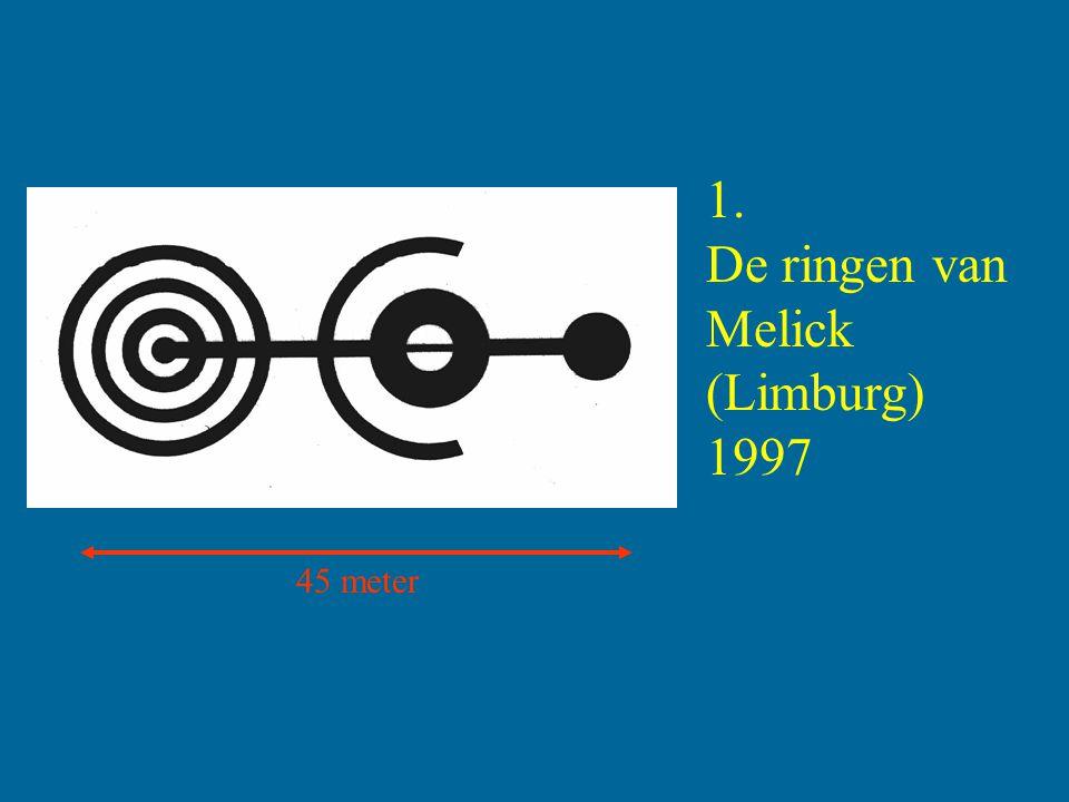 De ringen van Melick (Limburg)