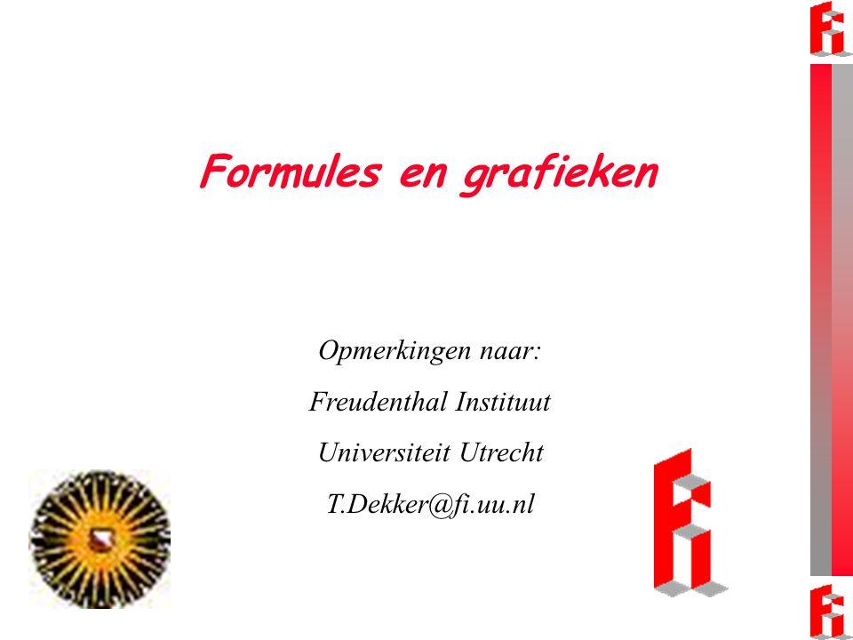 Freudenthal Instituut