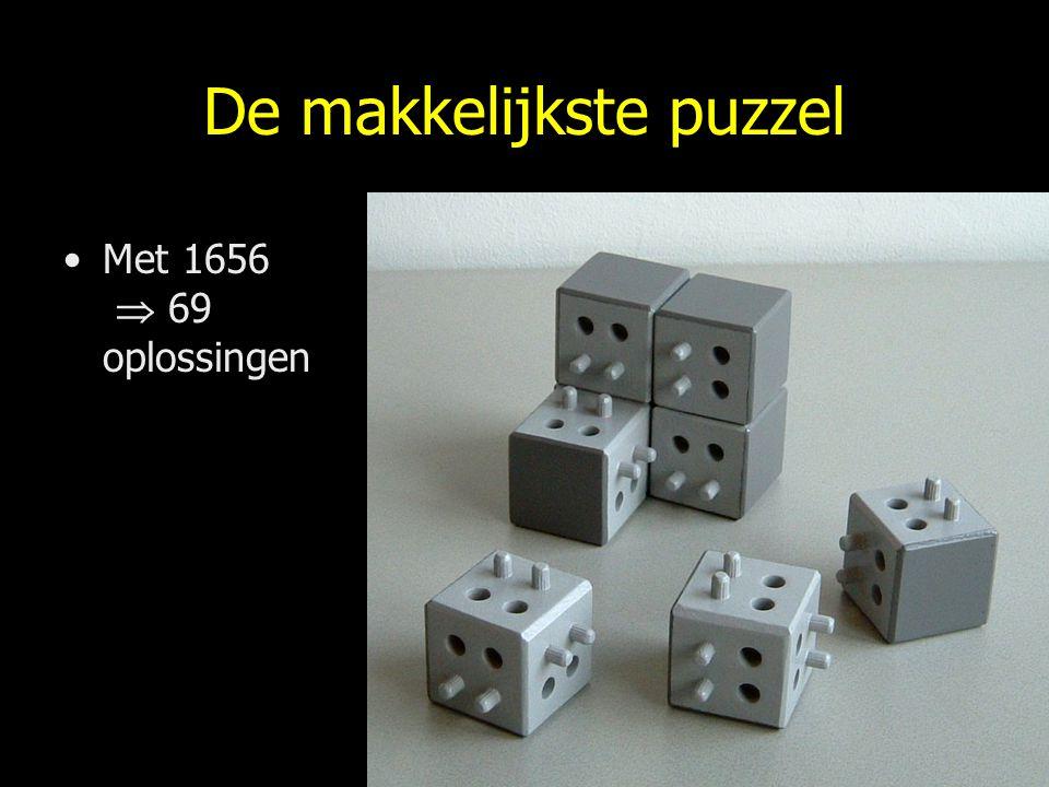 De makkelijkste puzzel