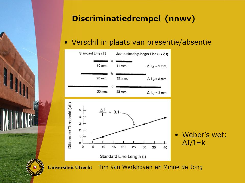 Discriminatiedrempel (nnwv)