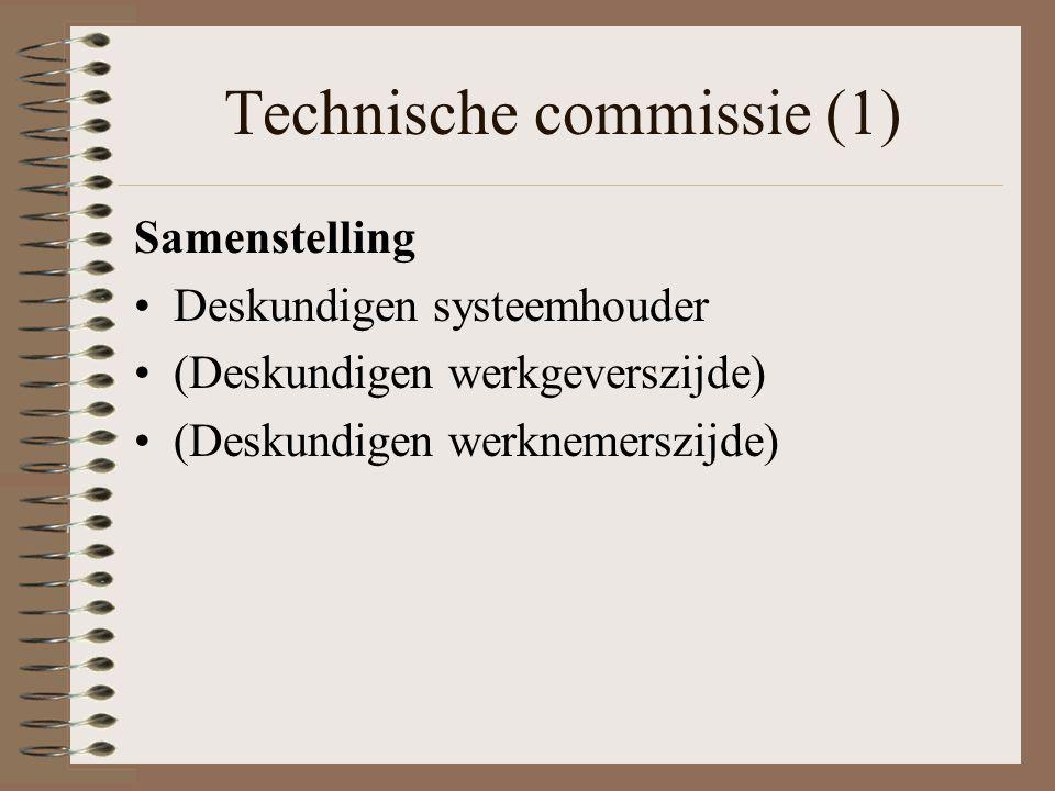 Technische commissie (1)