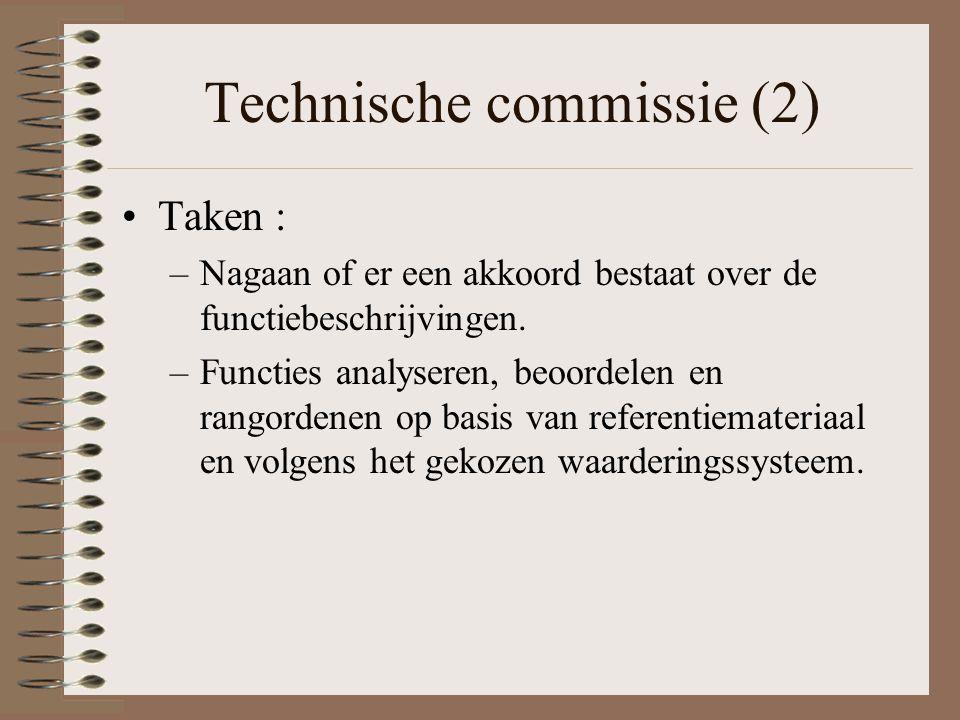 Technische commissie (2)