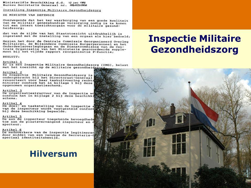 Inspectie Militaire Gezondheidszorg