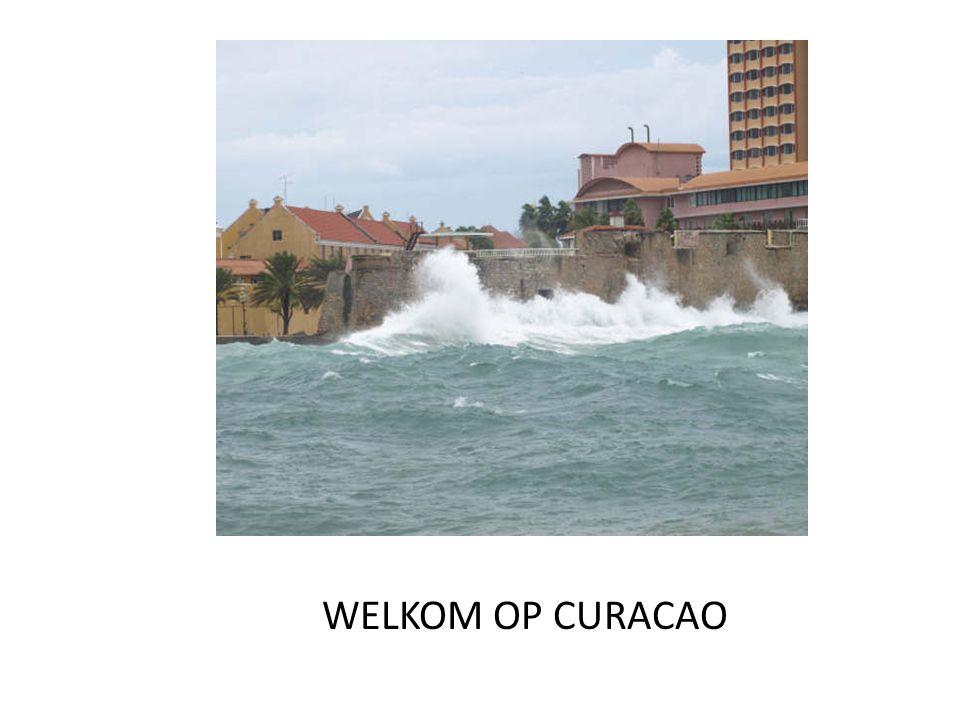 WELKOM OP CURACAO