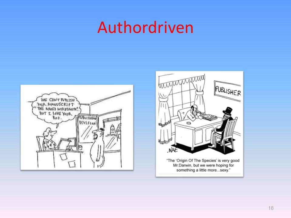 Authordriven
