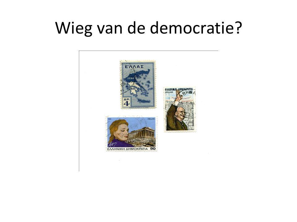 Wieg van de democratie