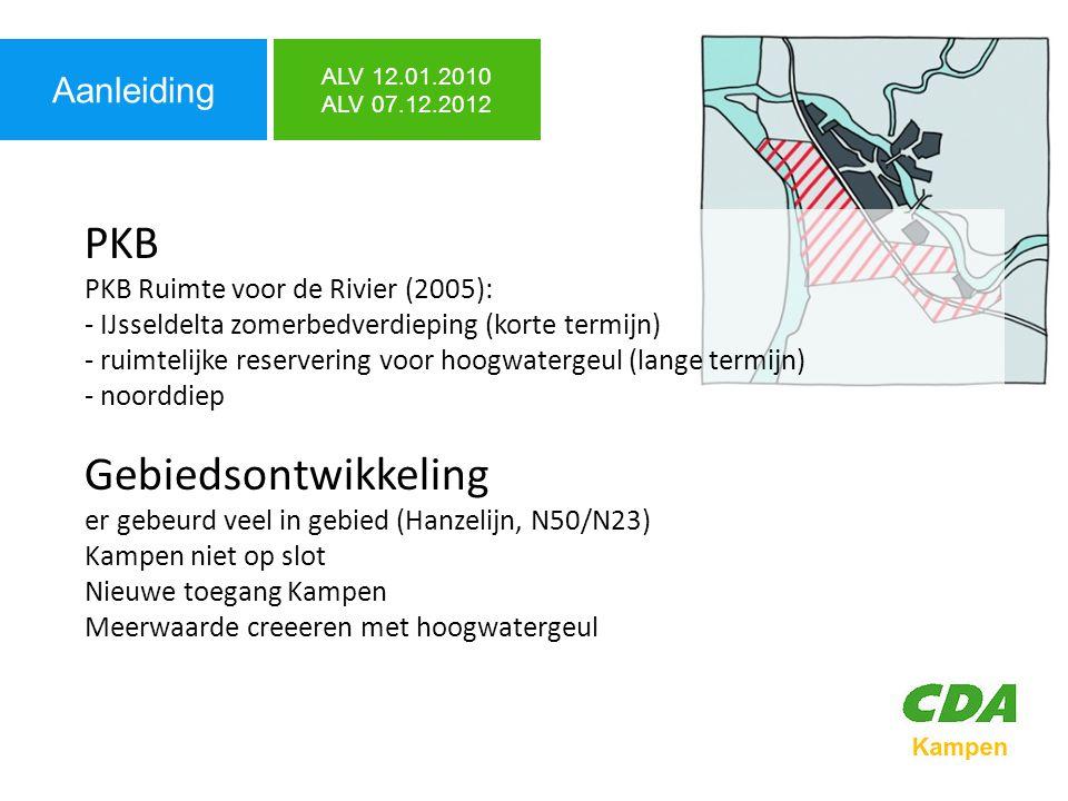 Agenda Aanleiding. ALV 12.01.2010 ALV 07.12.2012.