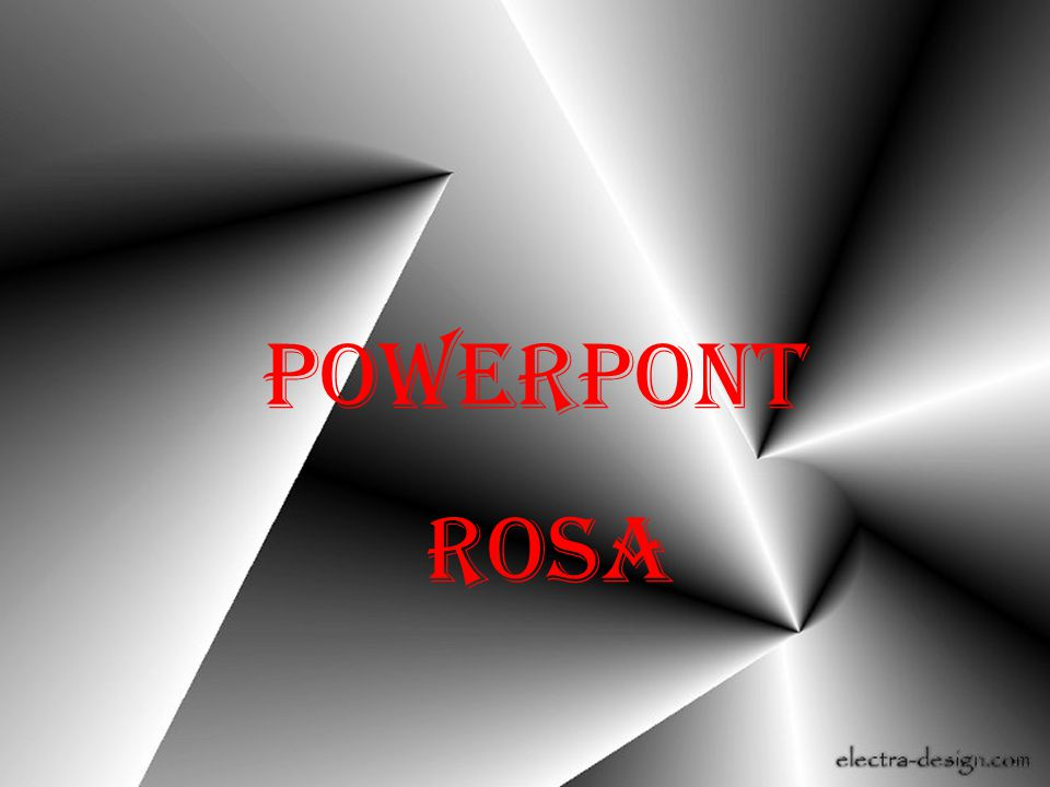 Powerpont Rosa