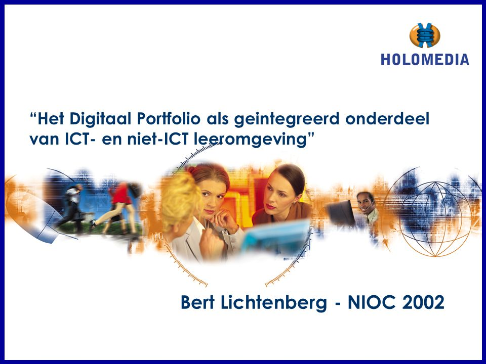 Bert Lichtenberg - NIOC 2002