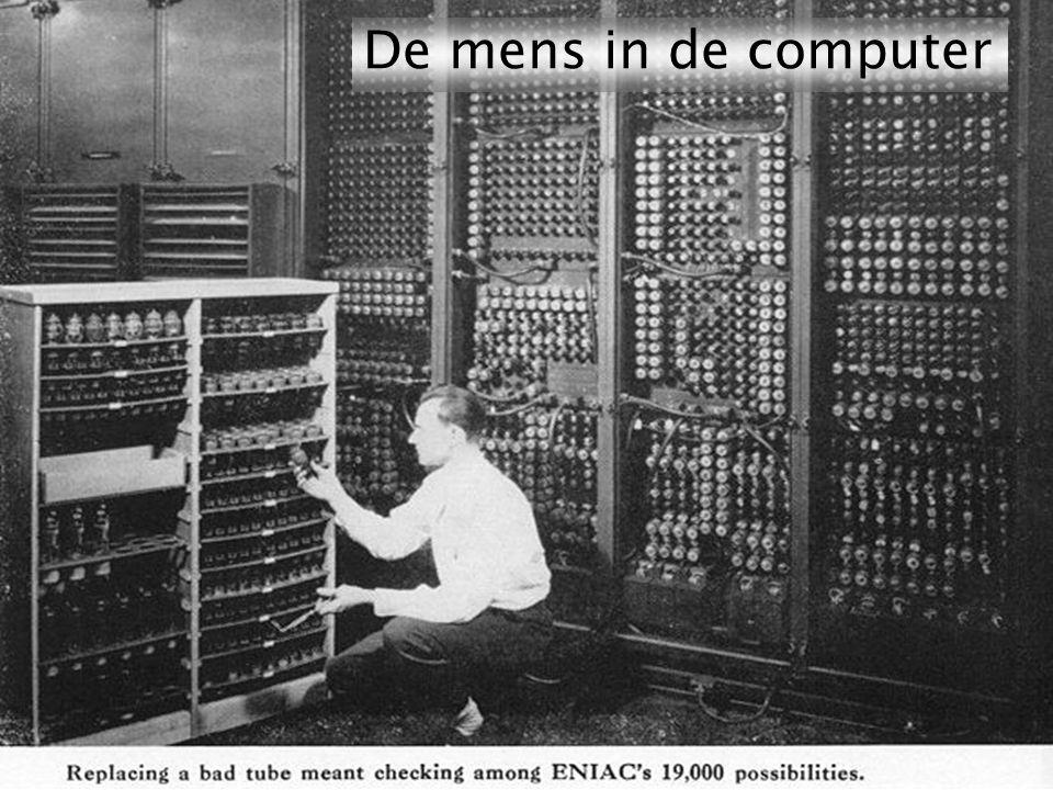 De mens in de computer 65 jaar com-puters