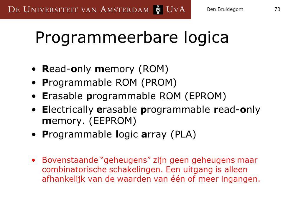 Programmeerbare logica