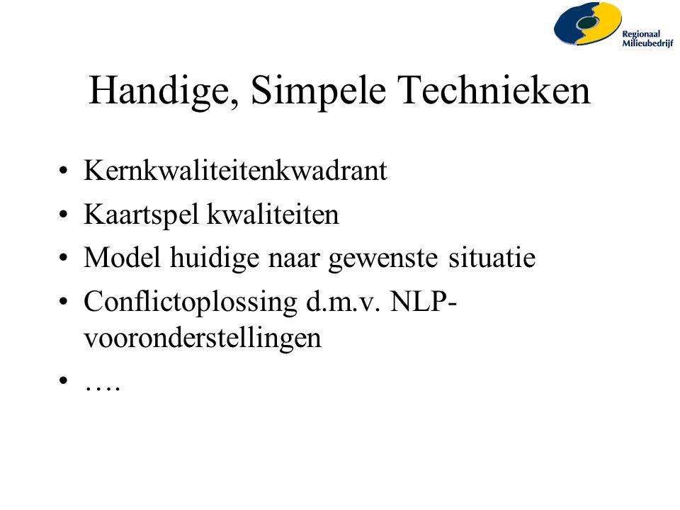 Handige, Simpele Technieken