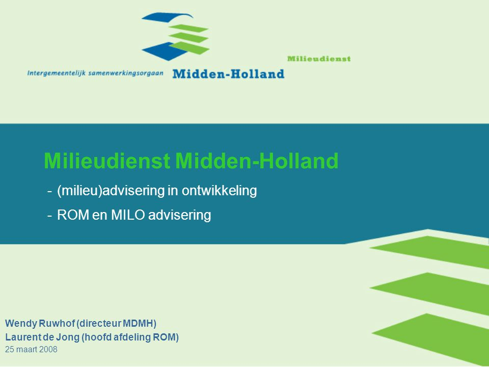 Milieudienst Midden-Holland