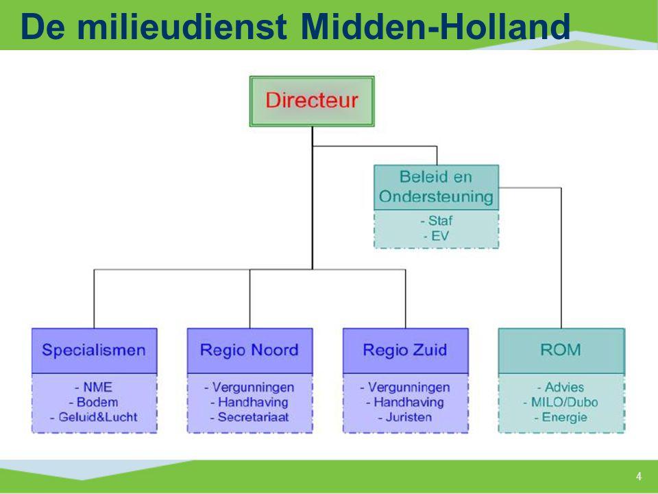 De milieudienst Midden-Holland