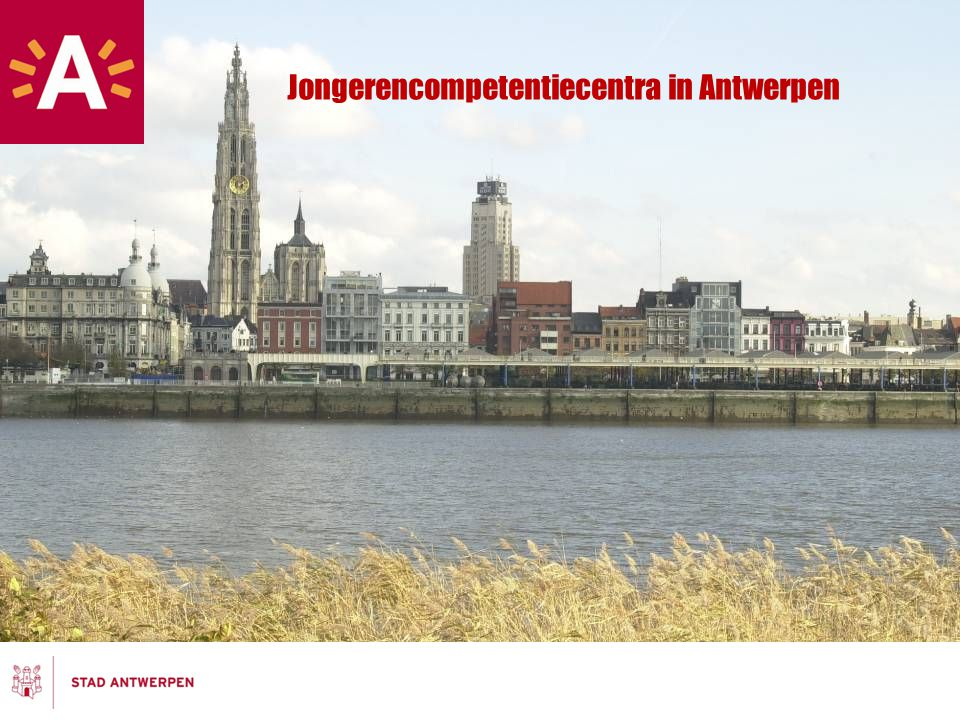 Jongerencompetentiecentra in Antwerpen