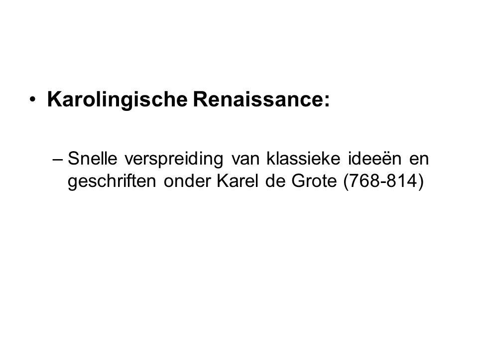 Karolingische Renaissance: