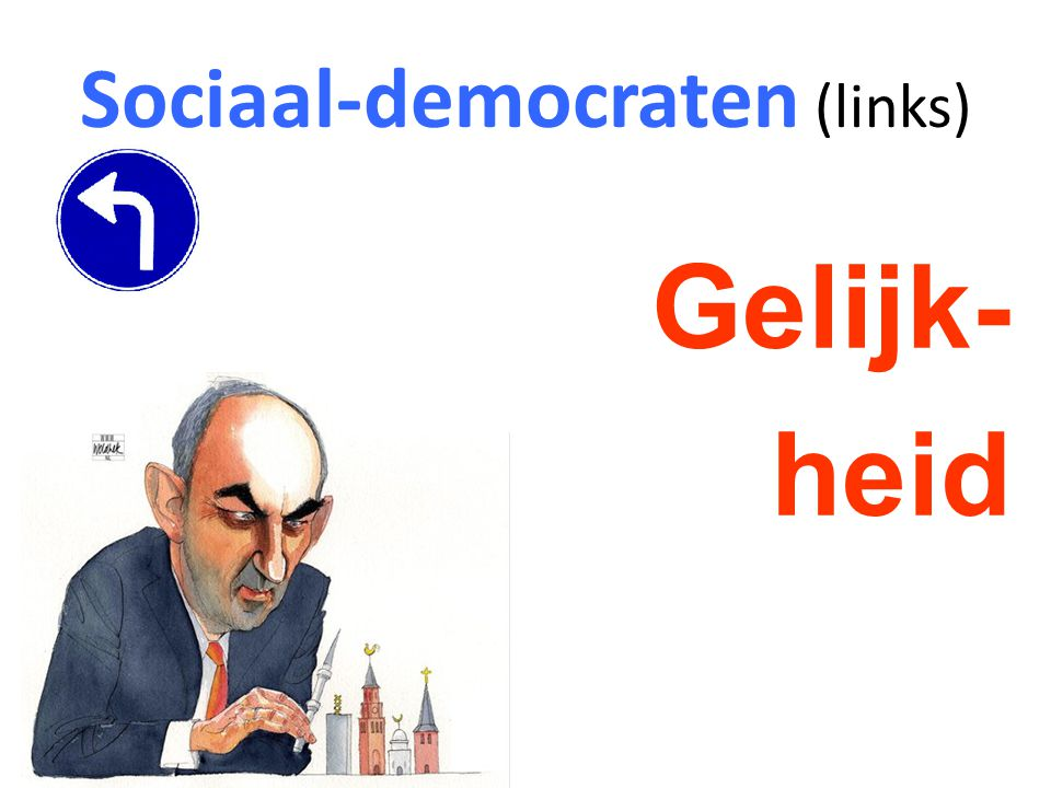 Sociaal-democraten (links)