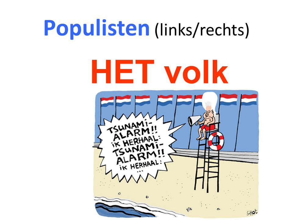 Populisten (links/rechts)