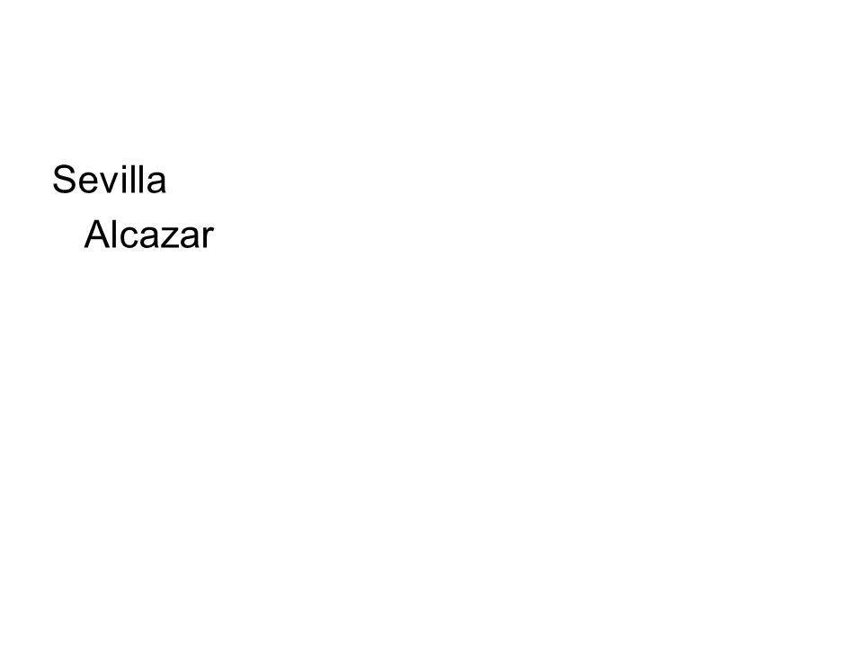 Sevilla Alcazar