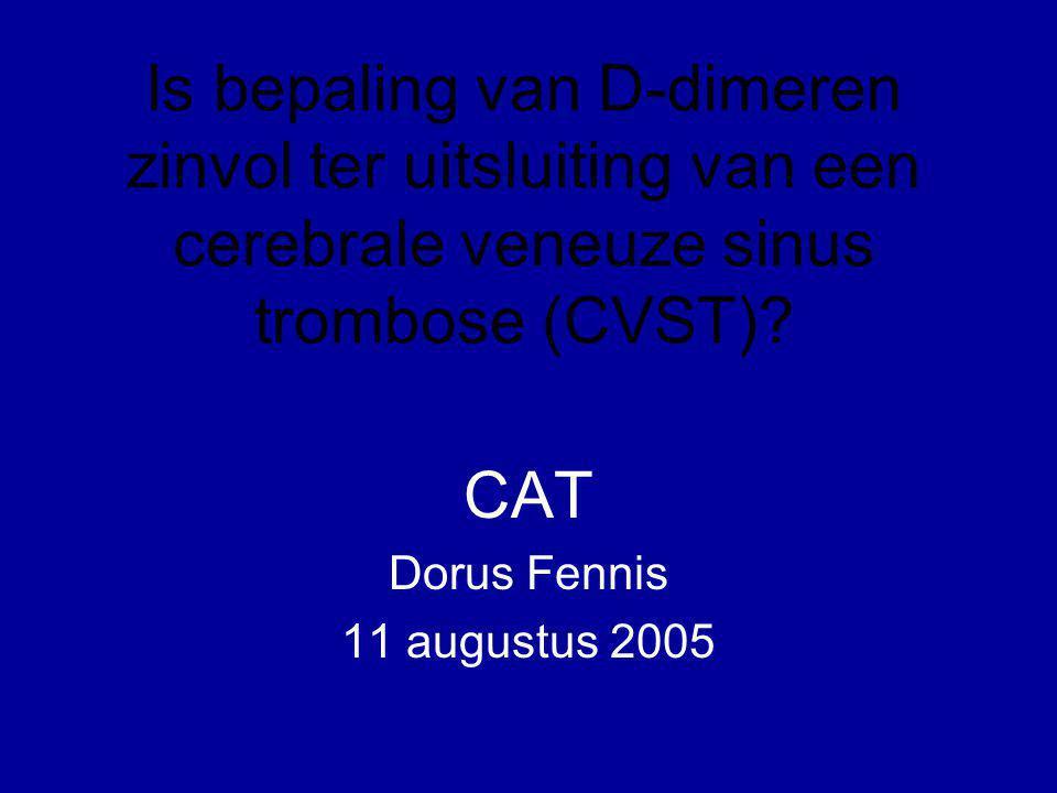 CAT Dorus Fennis 11 augustus 2005
