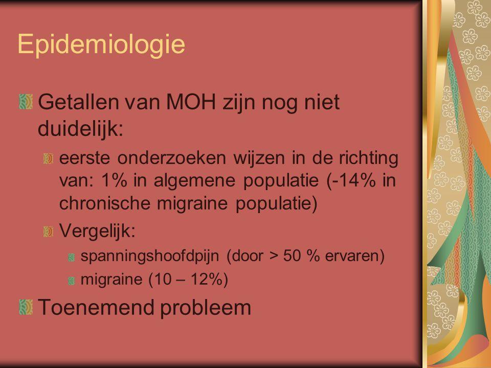 Epidemiologie Getallen van MOH zijn nog niet duidelijk: