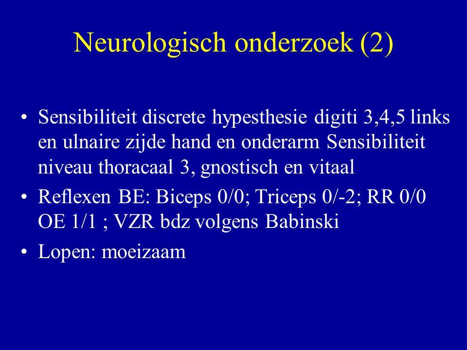 Neurologisch onderzoek (2)