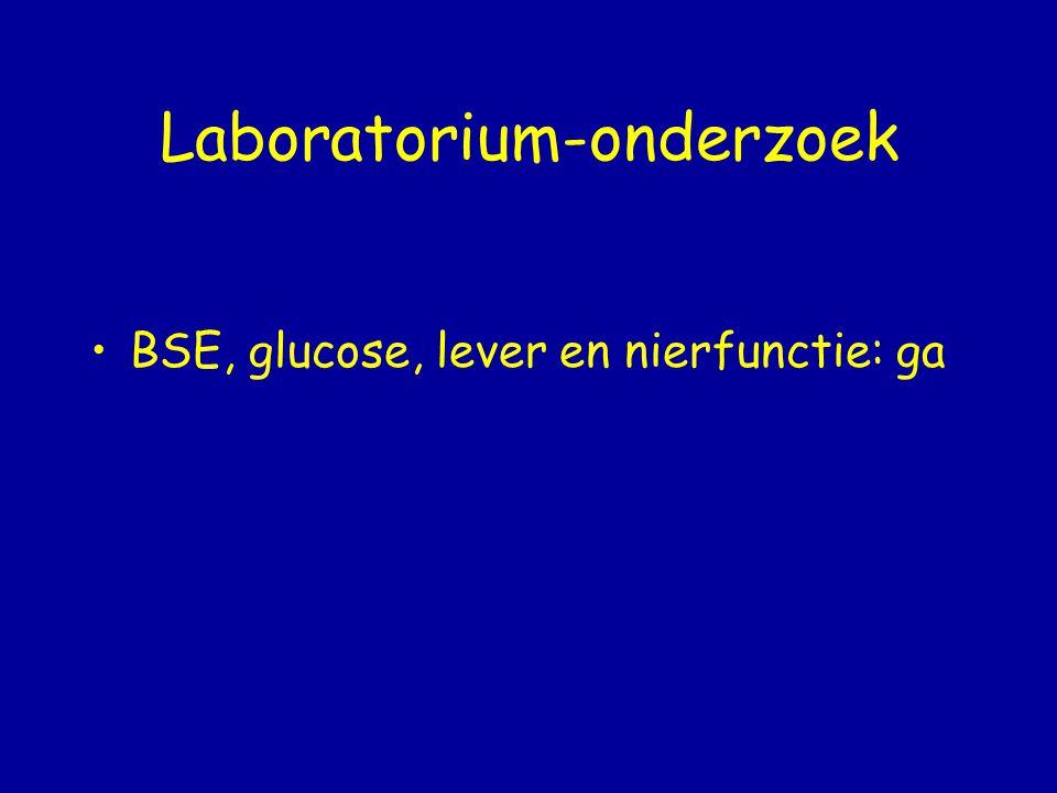 Laboratorium-onderzoek