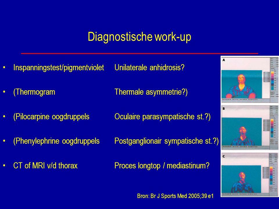 Diagnostische work-up