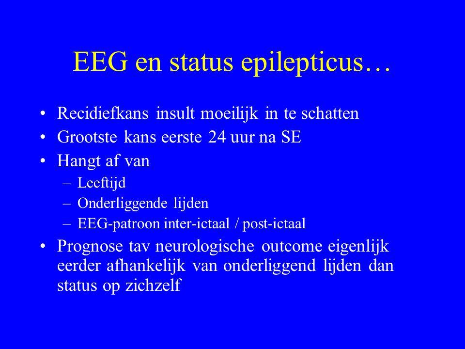 EEG en status epilepticus…