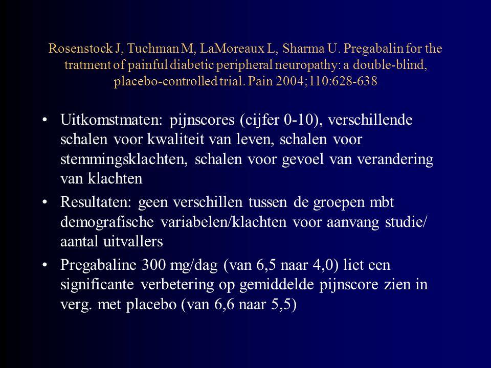 Rosenstock J, Tuchman M, LaMoreaux L, Sharma U