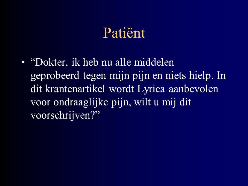 Patiënt