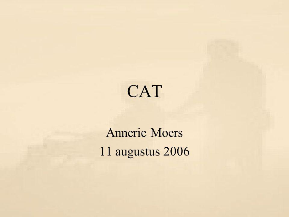 Annerie Moers 11 augustus 2006
