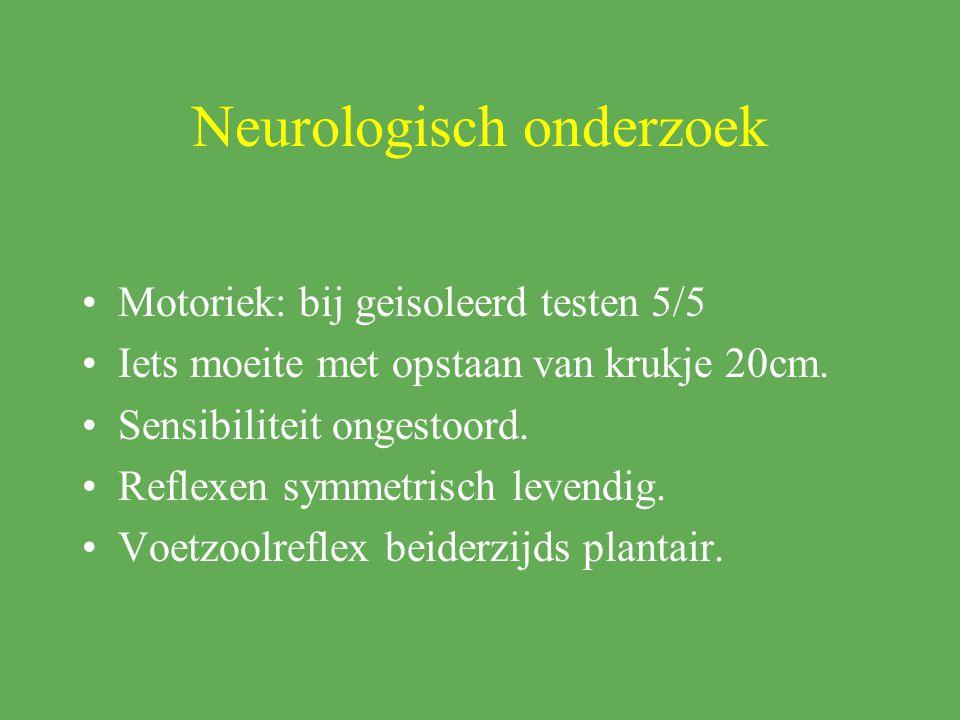 Neurologisch onderzoek