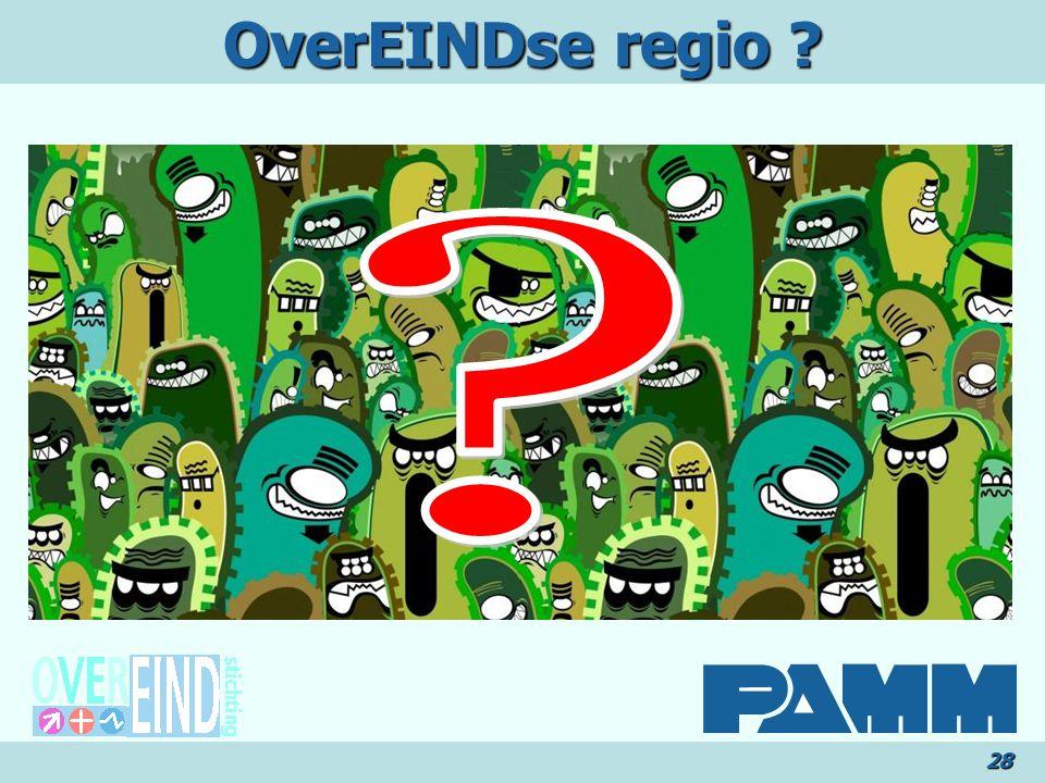 OverEINDse regio 28
