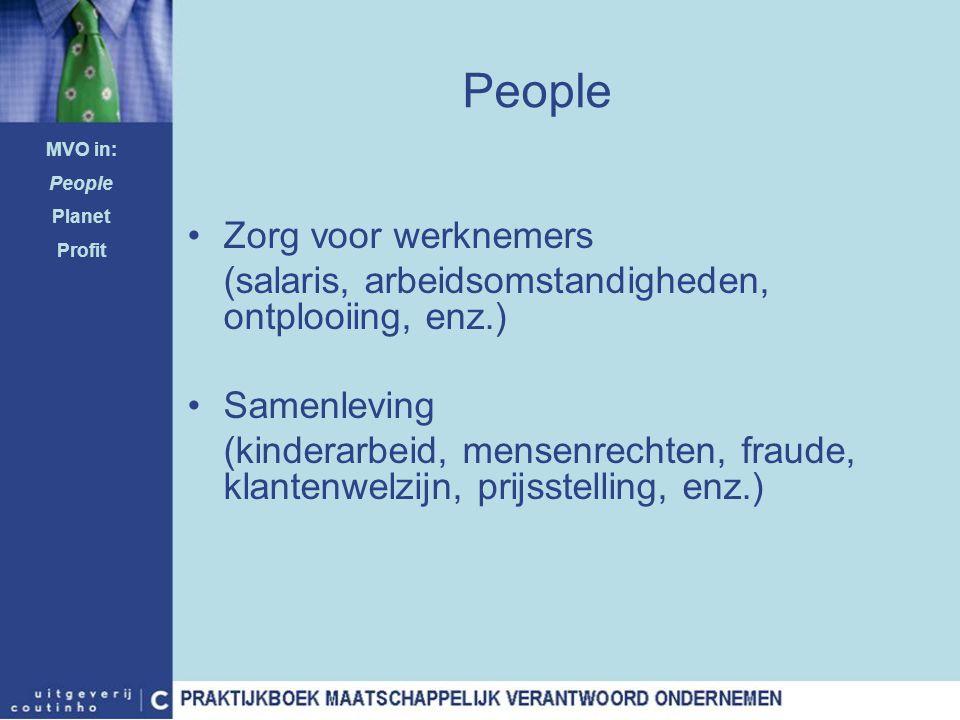People Zorg voor werknemers