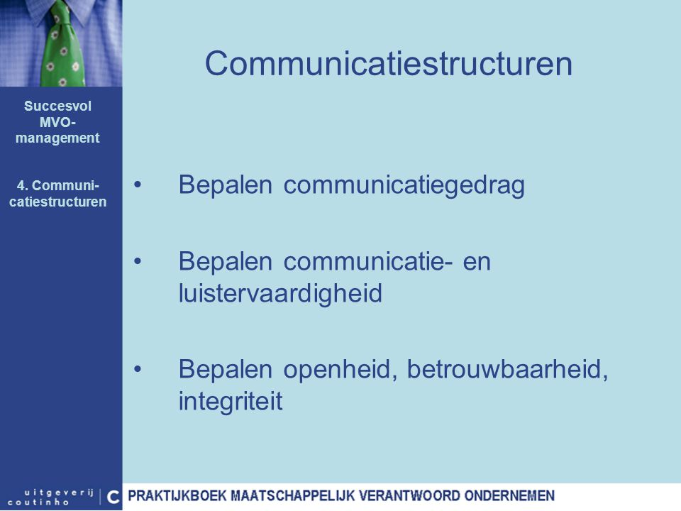 Communicatiestructuren