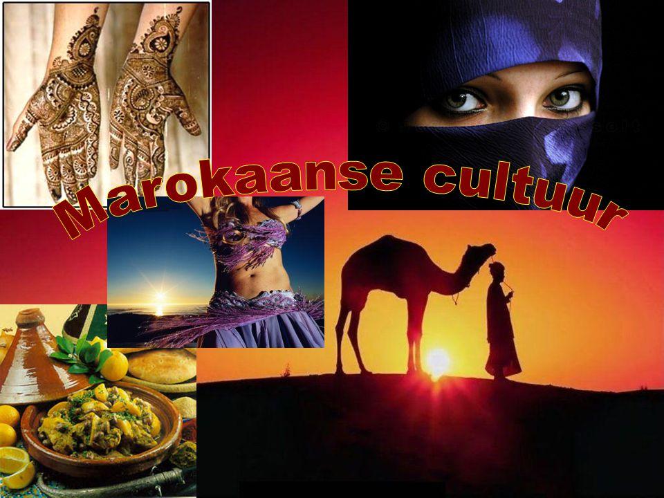 Marokaanse cultuur