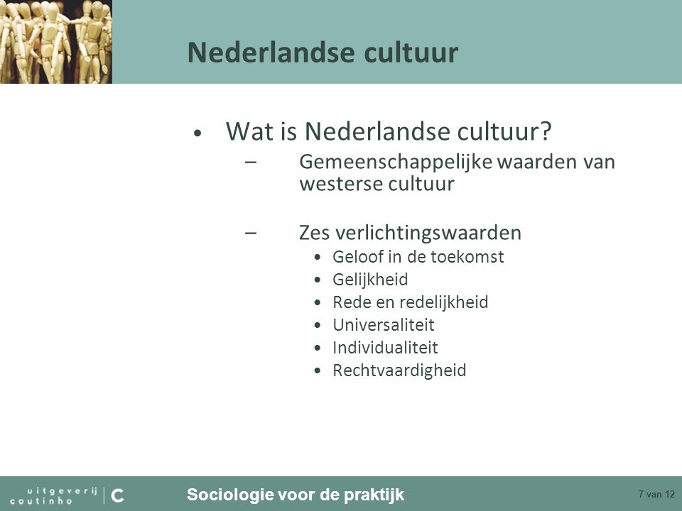 Nederlandse cultuur Wat is Nederlandse cultuur