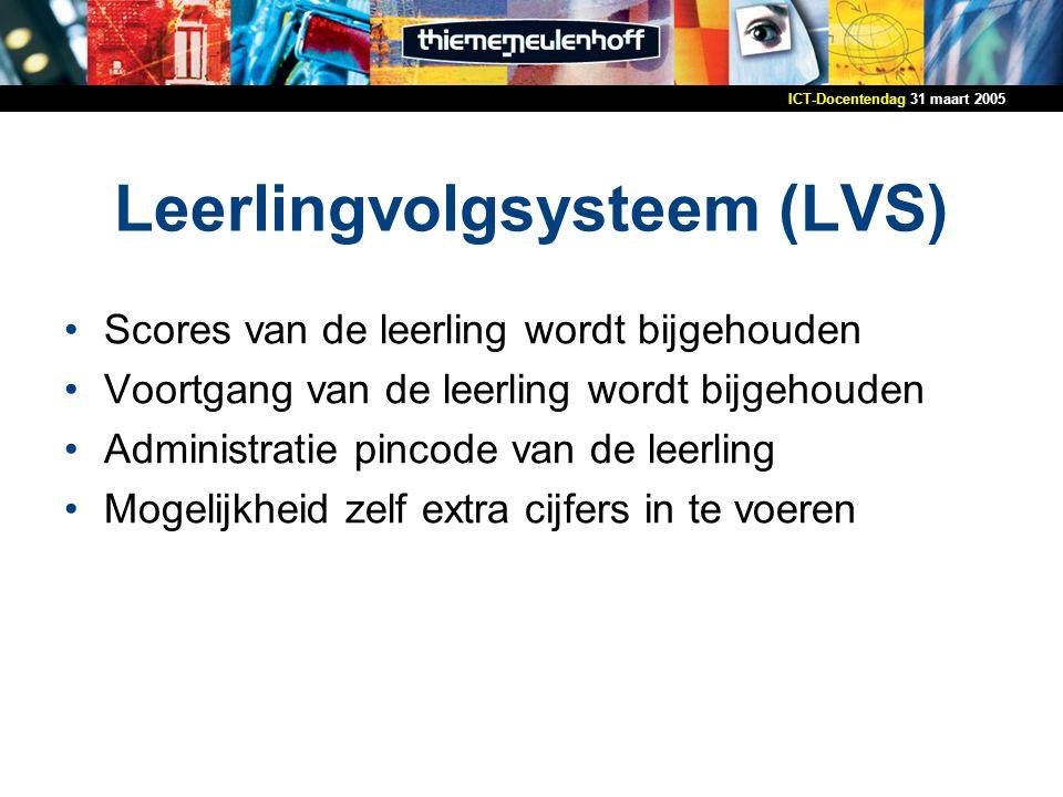 Leerlingvolgsysteem (LVS)