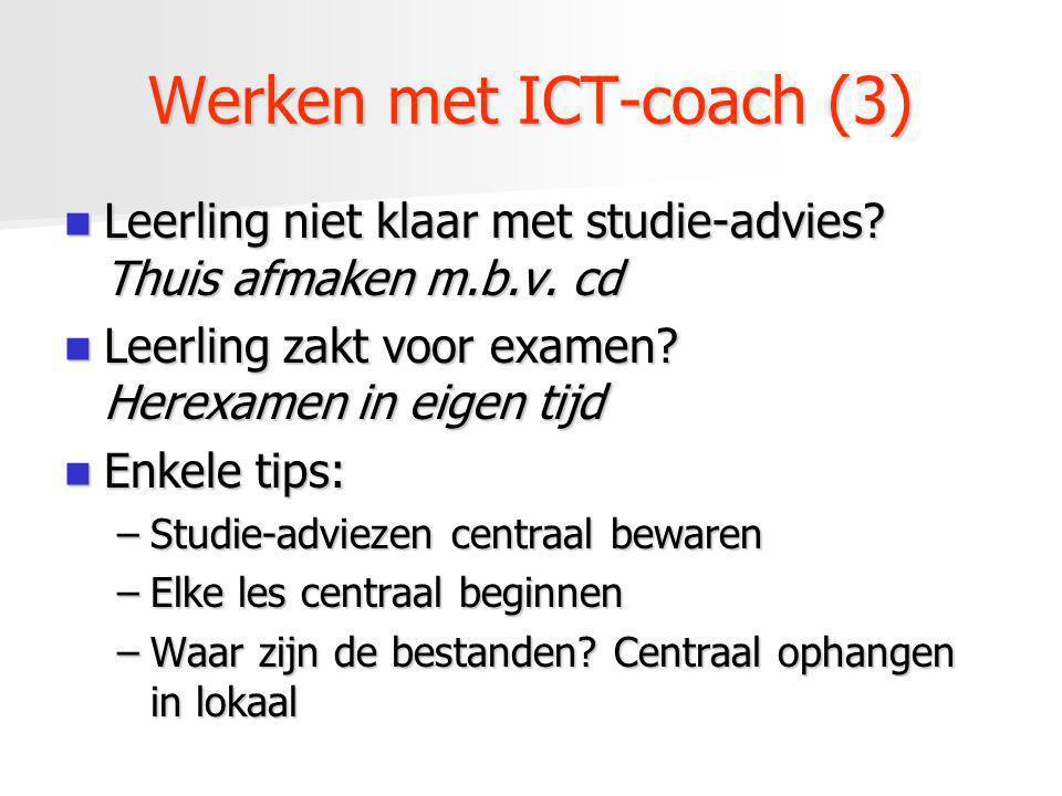 Werken met ICT-coach (3)