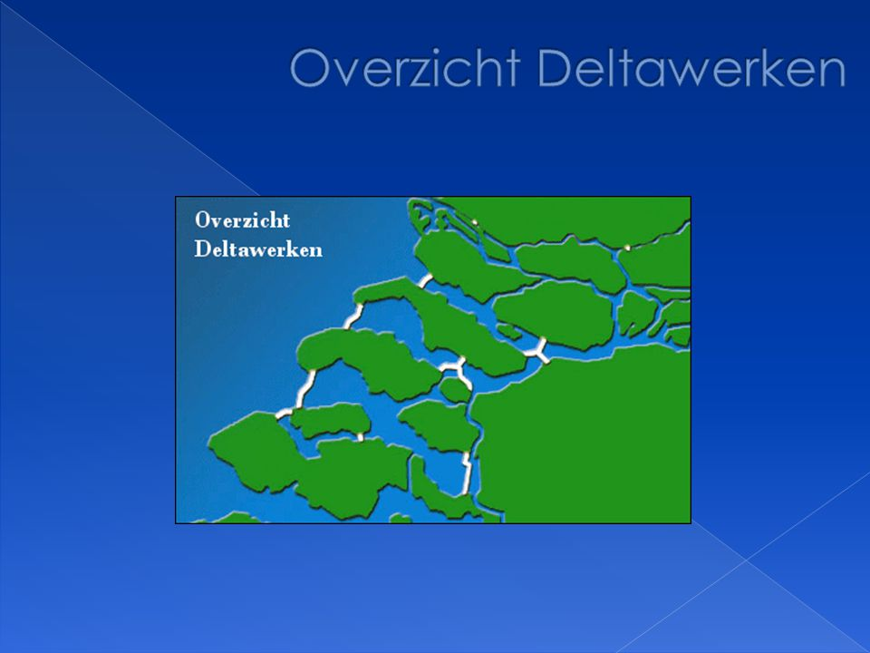 Overzicht Deltawerken