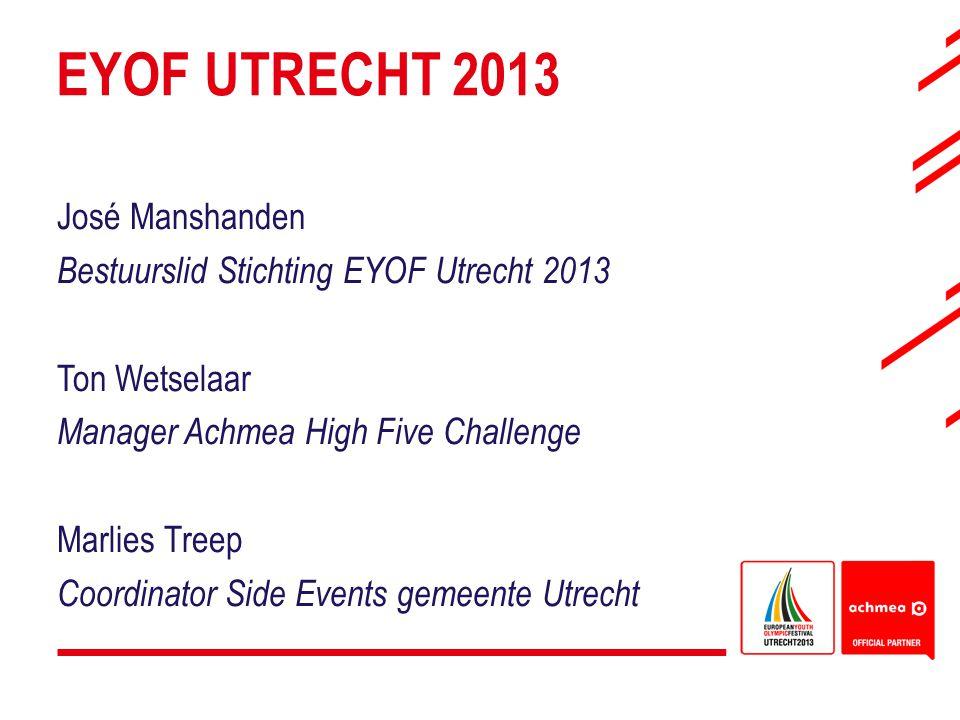 EYOF UTRECHT 2013