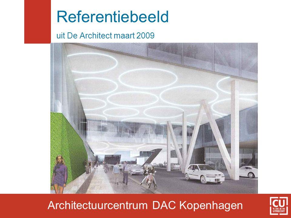 Referentiebeeld uit De Architect maart 2009