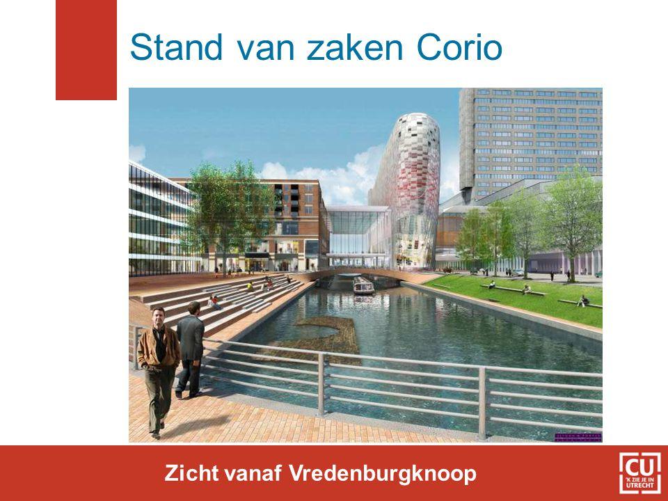 Zicht vanaf Vredenburgknoop