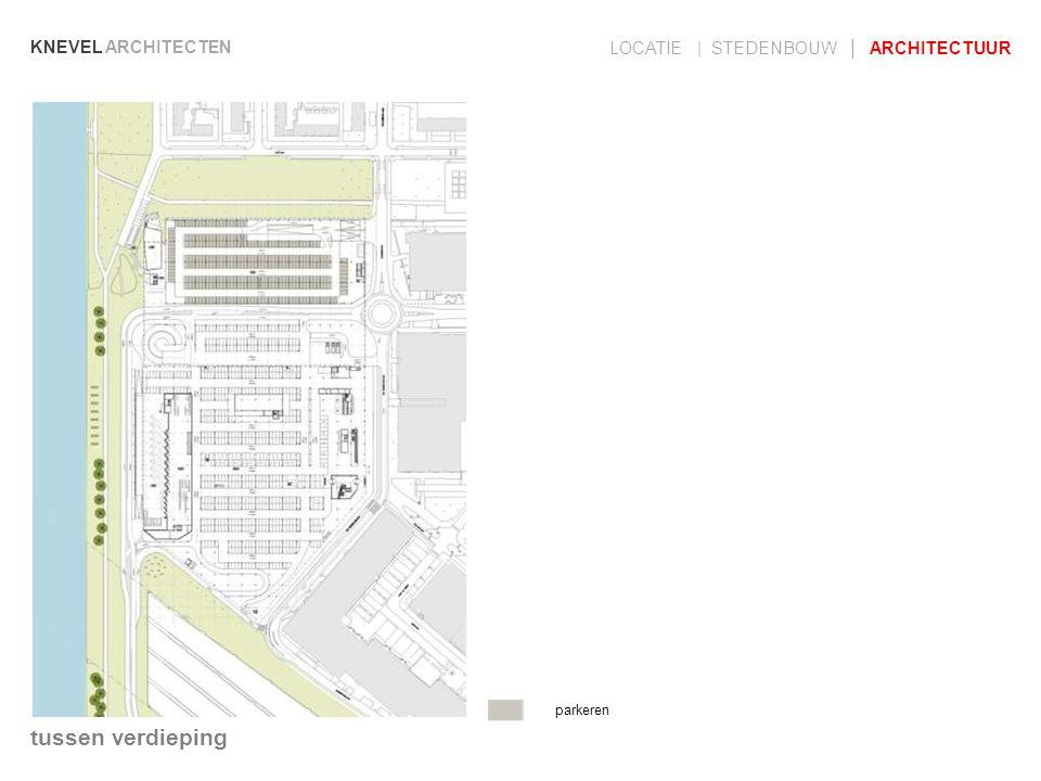 tussen verdieping LOCATIE | STEDENBOUW | ARCHITECTUUR