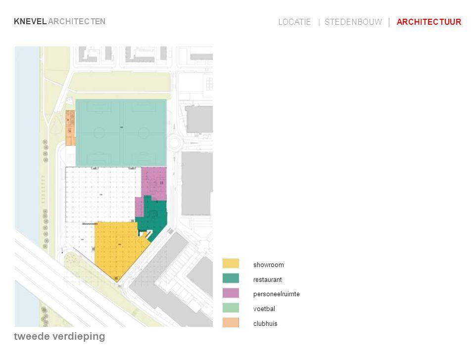 tweede verdieping LOCATIE | STEDENBOUW | ARCHITECTUUR