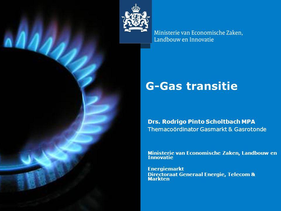 G-Gas transitie Drs. Rodrigo Pinto Scholtbach MPA