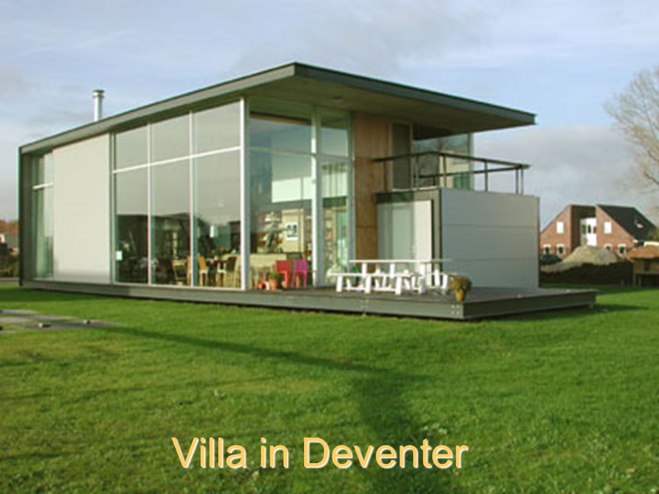 Villa in Deventer